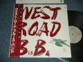 ウエスト・ロード・ブルース・バンドWEST ROAD BLUES BAND - JUNKTION (MINT-/MINT-)  / 1984 JAPAN ORIGINAL  Used LP   with OBI