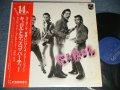 キャロル CAROL +V.A. -  キャロルとディスコ・パーティー  ( Ex+++/MINT-) / 1976 JAPAN ORIGINAL Used LP with OBI
