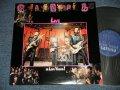 キャロル CAROL -  ライブ・イン・リブ・ヤング LIVE IN LIVE YOUNG!  ( Ex+++/MINT-) / 1973 JAPAN ORIGINAL Used LP