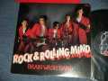 ブレイン・ウォッシュ・バンド BRAIN WASH BAND - ROCK & ROLLING MIND (Ex-/MINT EDSP ) / 1981 JAPAN ORIGINAL Used LP