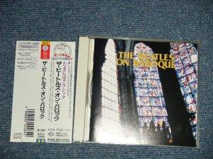 画像1: 東京ソリスティン TOKYO SOLISTEN - ザ・ビートルズ・オン・バロック THE BEATLES ON BAROQUE (MINT-/MINT) / 1998 JAPAN ORIGINAL Used CD with OBI