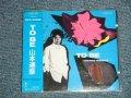 山本達彦 TATSUHIKO YAMAMOTO - TO BE (MINT/MINT) / 1986 JAPAN ORIGINAL 1st Press Used CD with OBI