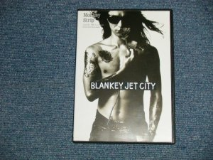 画像1: BLANKEY JET CITY ブランキー・ジェット・シティ - MONKEY STRIP ( MINT-.MINT) / 2002 JAPAN ORIGINAL Used DVD