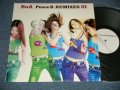 BoA - Peace B. REMIXES 01  (MINT-/MINT-)  / 2002 JAPAN ORIGINAL Used  12""