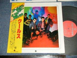 画像1: クールス COOLS -  ゴールデン・スター・ベスト・アルバム GOLDEN STAR BEST ALBUM (MINT-/MINT- )  / 1977 JAPAN ORIGINAL Used LP With OBI