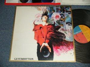 画像1: 布袋寅泰 TOMOYASU HOTEI (of BOOWY ボウイ)  - GUITARHYTHM   ギタリズム   (Ex+++/MINT-) / 1988 JAPAN ORIGINAL Used LP