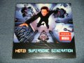 "布袋寅泰 TOMOYASU HOTEI (of BOOWY ボウイ)  - SUPERSONIC GENERATION スーパーソニック・ジェネレーション (NEW) / 1998 JAPAN ORIGINAL ""BRAND NEW"" LP with SEAL OBI"