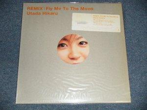 """画像1: 宇多田ヒカル HIKARU UTADA - FLY ME TO THE MOON (Ex++/MINT-) / 2000 JAPAN ORIGINAL Used 12"""""""