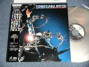 画像1: 布袋寅泰 TOMOYASU HOTEI (of BOOWY ボウイ)  - GUITARHYTHM SERIOUS! CLIMAX  (MINT/MINT) / 1995 JAPAN ORIGINAL Used LaserDisc with OBI