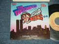 "A) ひょうきんストリートBAND - タケちゃんマンの歌 B)エポ EPO - DOWN TOWN  (MINT-~Ex+++/ MINT-~Ex+++) / 1982 JAPAN ORIGINAL ""PROMO"" Used 7"" Single"