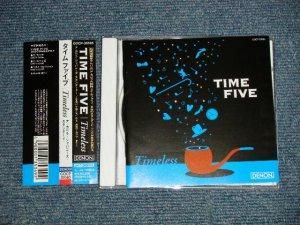 画像1: タイム・ファイブ TIME FIVE - TIMELESS ( MINT/MINT)  / 1999 JAPAN ORIGINAL Used CD with OBI