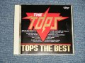 トップス TOPS - TOPS THE BEST ( MINT-/MINT)  / 1991 JAPAN ORIGINAL Used CD