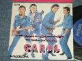 """キャロル CAROL - A) ファンキー・モンキー・ベイビー  B) コーヒー・ショップの女の娘 (MINT/MINT)  / 1973 JAPAN ORIGINAL Used 7"""" Single"""