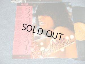 画像1: 西城秀樹  HIDEKI SAIJYO  - ヒデキ・ロック・オン・ステージ   HIDEKI ROCK ON STAGE (Ex+++/Ex+++ A-1, 2:Ex+) / 1976 JAPAN ORIGINAL  Used LP  with OBI