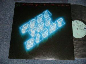 """画像1: 浜田金吾 KINGO HAMADA -  FEEL THE NIGHT (Ex+/MINT) / 1981 JAPAN ORIGINAL """"PROMO"""" Used  LP"""