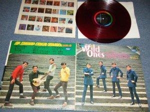 """画像1: ザ・ワイルド・ワンズ THE WILD ONES - アルバム第2集 ALBUM VOL.2 (Ex+++/MINT- A-6:Ex+) / 1968 JAPAN ORIGINAL """"RED WAX Vinyl"""" Used LP  With PINUPS"""