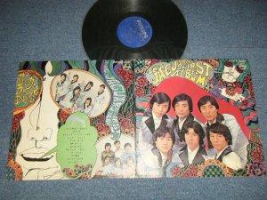 画像1: ザ・ジャガーズ  THE JAGGERS - ファースト・アルバム FIRST ALBUM ( Ex+/Ex++) / 1960's JAPAN ORIGINAL Used LP