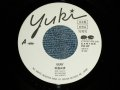 "斉藤由貴 YUKI SAITO - A) MAY  B) MAY  (- /MINT) /1986 JAPAN ORIGINAL ""PROMO ONLY"" Used 7""Single"