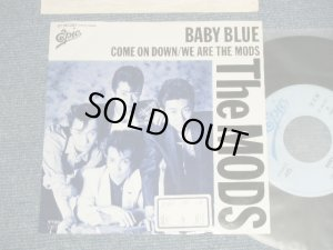 "画像1: THE MODS ザ・モッズ - A) BABY BLUE B) COME ON DOWN We Are THE MODS (Ex/Ex+++ STOFC) / 1985 JAPAN ORIGINAL ""PROMO"" Used  7""Single"