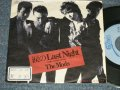 "THE MODS ザ・モッズ - A) 涙のLASTNIGHT B) BOYS GO CRAZY (Ex++/MINT- STOFC) / 1988 JAPAN ORIGINAL ""PROMO"" Used  7""Single"
