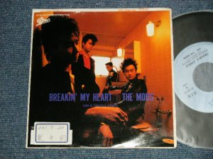"画像1: THE MODS ザ・モッズ - A) BREAKIN' MY HEART B) TROUBLE JUNGLE (Ex++/MINT- STOFC) / 1981 JAPAN ORIGINAL ""PROMO"" Used  7""Single"