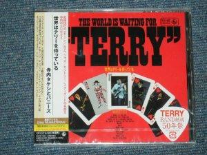 """画像1: 寺内タケシとバニーズ  TAKESHI 'TERRY' TERAUCHI & BNNNYS - 世界はテリーを待っている THE WORLD IS WAITING FOR TERRY  (SEALED)  /  2010 JAPAN """"BRAND NEW FACTORY SEALED未開封新品""""  CD"""