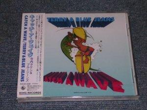 """画像1:  寺内タケシとブルージーンズ TAKESHI 'TERRY' TERAUCHI & BLUEJEANS - CATCH A WAVE (SEALED) /  2008 JAPAN """"BRAND NEW FACTORY SEALED未開封新品"""" CD"""
