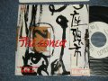 "JOHNNY(With 勝新太郎 SHINTARO KATSU) - THE LONER (from OST 座頭市 ZATOICHI) (Ex++/MINT- STOFC)/ 1989 JAPAN ORIGINAL ""White Label Promo"" Used 7"" Single"
