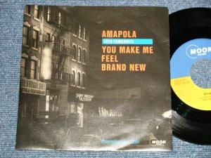 """画像1:  山下達郎 TATSURO YAMASHITA - AMAPOLA (Ex+/Ex++ STOFC, WOBC) / 1986 JAPAN ORIGINAL """"PROMO ONLY"""" Used 7"""" Single"""