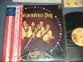 キング・トーンズ THE KINGTONES - INDEPENDENCE DAY インデペンデンス・デー (MINT/MINT)/ 1980 JAPAN ORIGINAL Used LP With OBI + SONO SHEET(FLE-XI DISC)