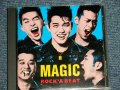 MAGIC マジック - ROCK'A BEAT (MINT-/MINT) / 1990 JAPAN ORIGINAL Used CD