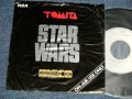 "A) 冨田勲 ISAO TOMITA / B) MECO - STAR WARS THEME (VG++/Ex+++ WTRDMG) / 1978 JAPAN ORIGINAL ""PROMO ONLY"" Used 7"" Single"