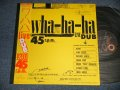 "Wha-ha-ha ワハハ - Live Dub (MINT-/MINT) / 1981 JAPAN ORIGINAL Used 12"" With OBI"