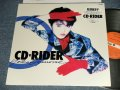 "荻野目洋子 YOKO OGINOME - CD-RIDER (MINT-/MINT) / 1988 JAPAN ORIGINAL ""PROMO"" Used LP"