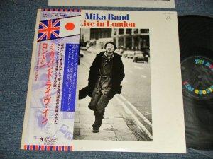 画像1: サディスティック・ミカ・バンド SADISTIC MIKA BAND - ライヴ・イン・ロンドン Live in London (MINT-/MINT) / 1976 JAPAN ORIGINAL Used  LP with OBI