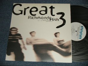 画像1: グレート グレイト 3 スリー GREAT 3 - RICHMOND HIGH (MINT-/MINT-) / 1999 ANALOG Release JAPAN ORIGINAL Used LP