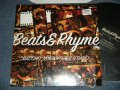 "MACCHO & NORIKIYO & 般若 & DABO - BEATS & RHYTHM (MINT/MINT-) / 2011 JAPAN ORIGINAL Used 3 Tracks 12"" Single"