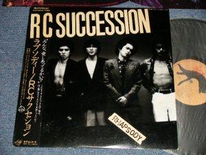 画像1: RCサクセション RC SUCCESSION -  ラプソディRHAPSODY (Ex++/MINT-) / 1980 JAPAN ORIGINAL Used LP with OBI