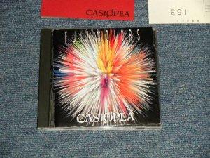 画像1: カシオペア CASIOPEA - FULL COLORS :With INSERTS (Ex+/MINT) / 1991 JAPAN ORIGINAL Used CD
