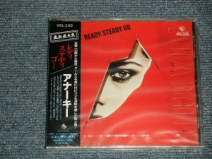"画像1: アナーキー ANARCHY - レディ・ステディ・ゴー READY STEADY GO (SEALED) / 1994 JAPAN ORIGINAL ""BRAND NEW SEALED"" CD with OBI"