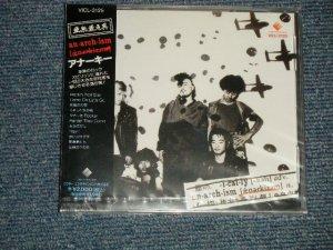 """画像1: アナーキー ANARCHY - ANARCHISM (SEALED) / 1989 JAPAN ORIGINAL """"BRAND NEW SEALED"""" CD with OBI"""