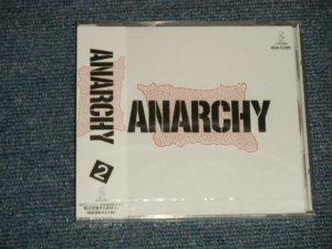 """画像1: アナーキー ANARCHY - アナーキー Vol.2 (SEALED) / 1989 JAPAN ORIGINAL """"BRAND NEW SEALED"""" CD with OBI"""