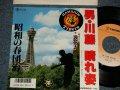 """浪花太郎 TARO NANIWA - A) 男・川藤 晴れ姿  B) 昭和の春団治 (MINT-/MINT) / 198? JAPAN ORIGINAL Used 7""""  Single シングル"""