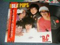 RCサクセション RC SUCCESSION - ビート・ポップス BEAT POPS (Ex++/MINT-) / 1985 Version JAPAN REISSUE Used LP  with OBI