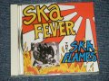 スカ・フレイムス The SKA FLAMES - SKA FEVER (MINT-/MINT) / 2003 UK ENGLAND ORIGINAL Used CD