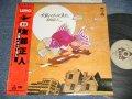 友部正人 TOMOBE MASATO -大阪へやって来た (Ex/Ex+++, MINT- WTRDMG)てあR  / 1980 Version JAPAN REISSUE Used LP with OBI