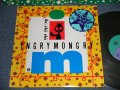"いんぐりもんぐり INGRYMONGRY - ike-sha-sha  (MINT-/MINT) /1988 JAPAN ORIGINAL ""PROMO"" Used LP With SEAL OBI"