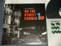 山下達郎 TATSURO YAMASHITA - ON THE STREET CORNER 1  : '86 Version ( MINT/Ex+++ / 1986 JAPAN Used LP