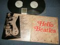 "寺内タケシとブルージーンズ TAKESHI TERAUCHI & THE BLUEJEANS - ハロー・ビートルズ HELLO BEATLES (MINT-/MINT) / 1978 JAPAN ORIGINAL ""WHITE LABEL PROMO"" Used 2-LP"