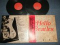 寺内タケシとブルージーンズ TAKESHI TERAUCHI & THE BLUEJEANS - ハロー・ビートルズ HELLO BEATLES (Ex+++/Ex+++) / 1978 JAPAN ORIGINAL Used 2-LP With OBI